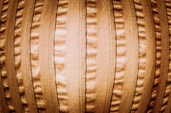 Textura do ouro e fundo abstratos do vintage, opinião de lente de Fisheye. F Foto de Stock