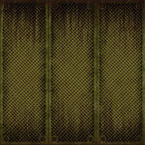 Textura do painel do metal sem emenda foto de stock royalty free
