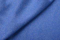 A textura do pano de algodão Fotos de Stock Royalty Free