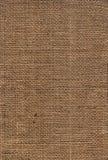 Textura do pano de saco Fotos de Stock Royalty Free