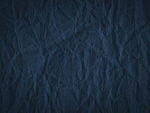 Textura do papel amarrotado do ofício abstraia o fundo fotografia de stock