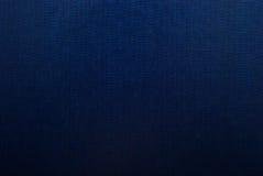 Textura do papel azul Imagens de Stock