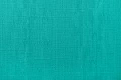Textura do papel azul verde como o fundo Foto de Stock