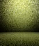 textura do papel de parede 3d, interior vazio Fotos de Stock