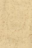 Textura do papel de pergaminho Fotografia de Stock
