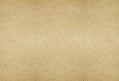 Textura do papel recicl Fotografia de Stock Royalty Free