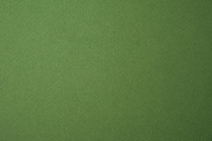 Textura do papel verde Fotografia de Stock Royalty Free