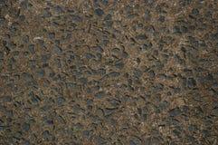 Textura do pavimento da entrada de automóveis Fotos de Stock Royalty Free