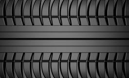 Textura do pneu ilustração do vetor