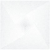Textura do pop art para o cartaz, teste padrão de intervalo mínimo com ponto e círculos Teste padrão torcido do grunge, fundo da  ilustração royalty free