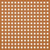 Textura do quadrado de madeira da sobreposição das venezianas Fotografia de Stock