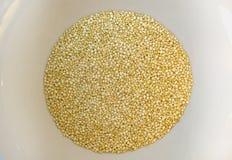 Textura do Quinoa Imagem de Stock