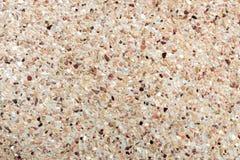 Textura do revestimento agregado exposto que pavimenta, não deslizamento fotografia de stock royalty free
