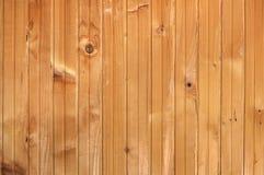 Textura do revestimento de tira de madeira foto de stock royalty free