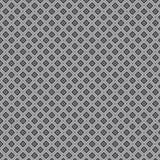 Textura do rhombus branco em um fundo cinzento Imagens de Stock