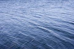 Textura do rio Imagem de Stock