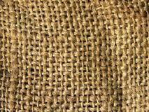Textura do saco Foto de Stock Royalty Free