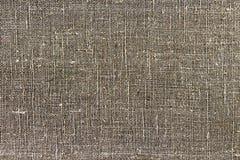 Textura do saco de pano, fundo da lona Fotografia de Stock Royalty Free
