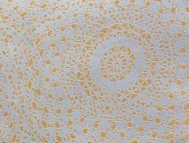 Textura do sofá de couro Imagens de Stock