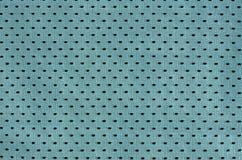 Textura do sportswear feita da fibra de poliéster O vestuário para a formação dos esportes tem uma textura da malha do fabri de n fotografia de stock