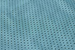 Textura do sportswear feita da fibra de poliéster O vestuário para a formação dos esportes tem uma textura da malha do fabri de n foto de stock royalty free