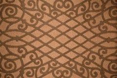 Textura do tapete Fotos de Stock