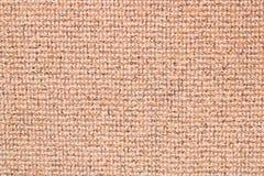 A textura do tapete Fundo bege detalhado fotos de stock