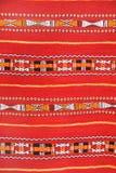 Textura do tapete tradicional de lãs do berber, Marrocos, África imagem de stock royalty free