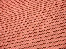 Textura do telhado Fotografia de Stock