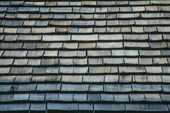Textura do telhado Foto de Stock