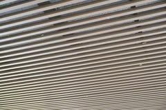 Textura do telhado do Lath imagem de stock