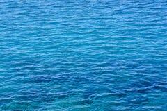 Textura do teste padrão da água fotografia de stock royalty free