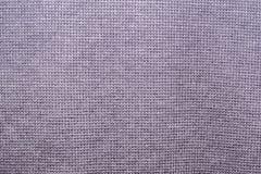 Textura do teste padrão de grade do algodão Fotos de Stock Royalty Free