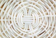Textura do teste padrão do weave Imagem de Stock Royalty Free