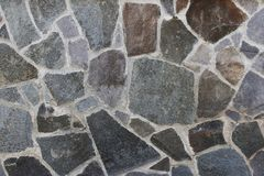 A textura do teste padrão do pedras coloridas imagens de stock royalty free