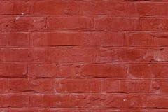 Textura do tijolo com riscos e quebras Fotos de Stock