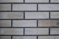 Textura do tijolo com riscos e quebras Vista superior imagem de stock