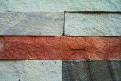 Textura do tijolo do Sandstone Fotos de Stock Royalty Free