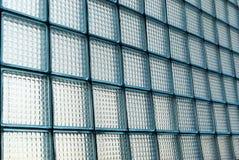 Textura do vidro Fotos de Stock