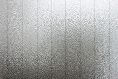Textura do vidro geado Imagens de Stock