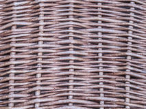 Textura do vime/rattan Imagens de Stock