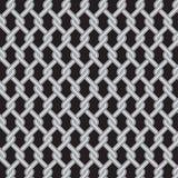 Textura do weave da grade e fundo metálicos, Illust Fotos de Stock