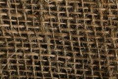 Textura do weave da tela de lãs Foto de Stock