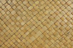 Textura do Weave de cesta Fotografia de Stock Royalty Free