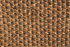 Textura do weave do Rattan Foto de Stock