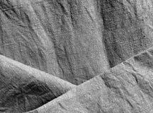 Textura doblada extracto de la materia textil del color Foto de archivo