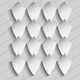 A textura dos elementos gráficos romboidais Imagem de Stock Royalty Free