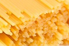 Textura dos espaguetes imagem de stock