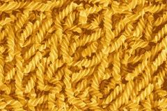 Textura dos macarronetes, massa italiana feita do trigo ilustração do vetor