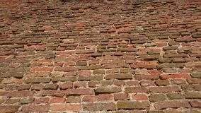 Textura dos tijolos Foto de Stock Royalty Free